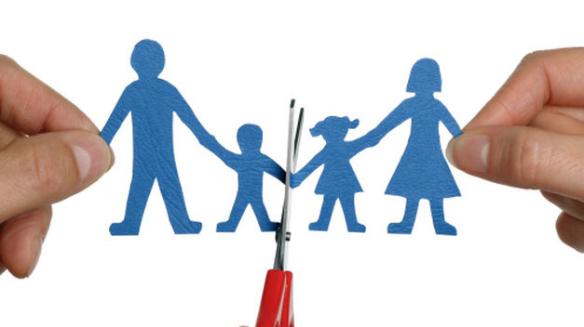 Separación y niños