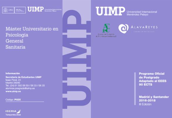 Máster PGS UIMP